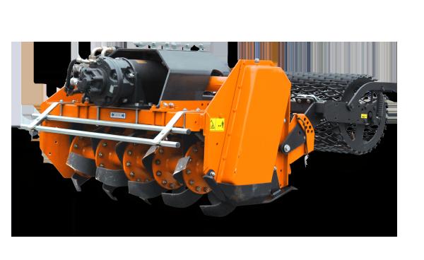 rotary tiller - bodenfräse - energreen germany - maschinen für den professionellen einsatz