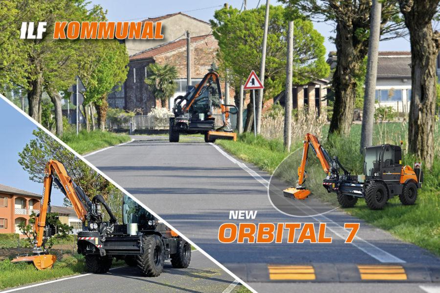 Neuer Orbitalarm – ILF Kommunal