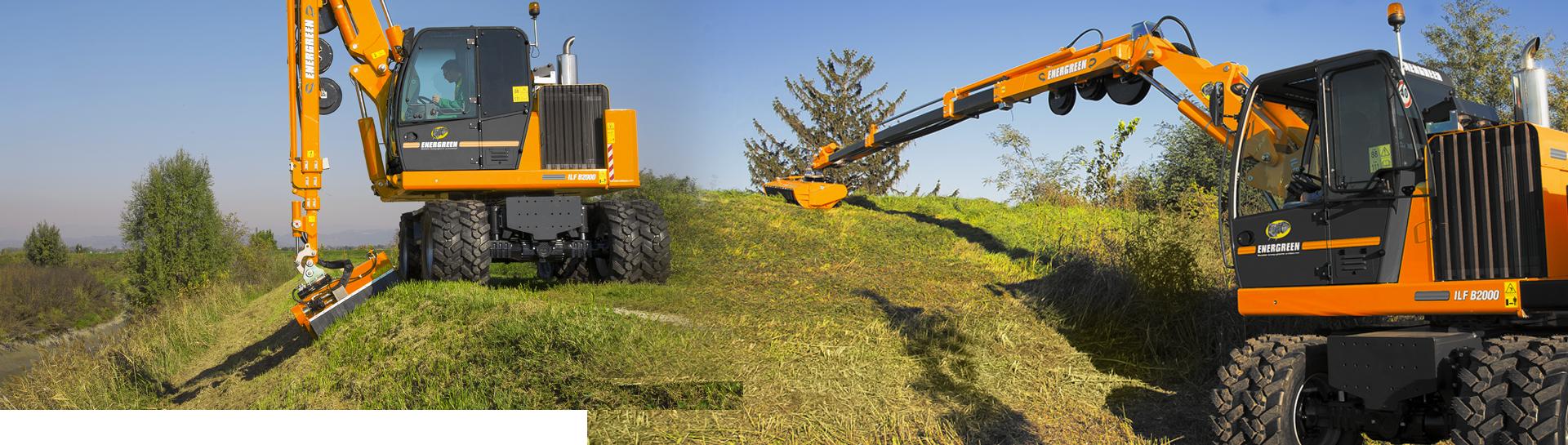 ilf b2000 - selbstfahrende maschinen - energreen germany - maschinen für den professionellen einsatz