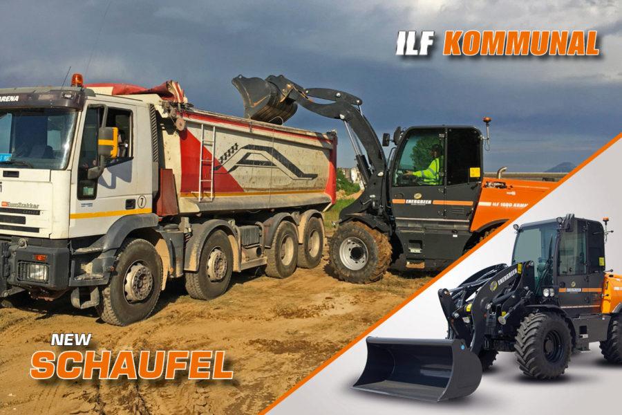 Neuer Lader für ILF Kommunal