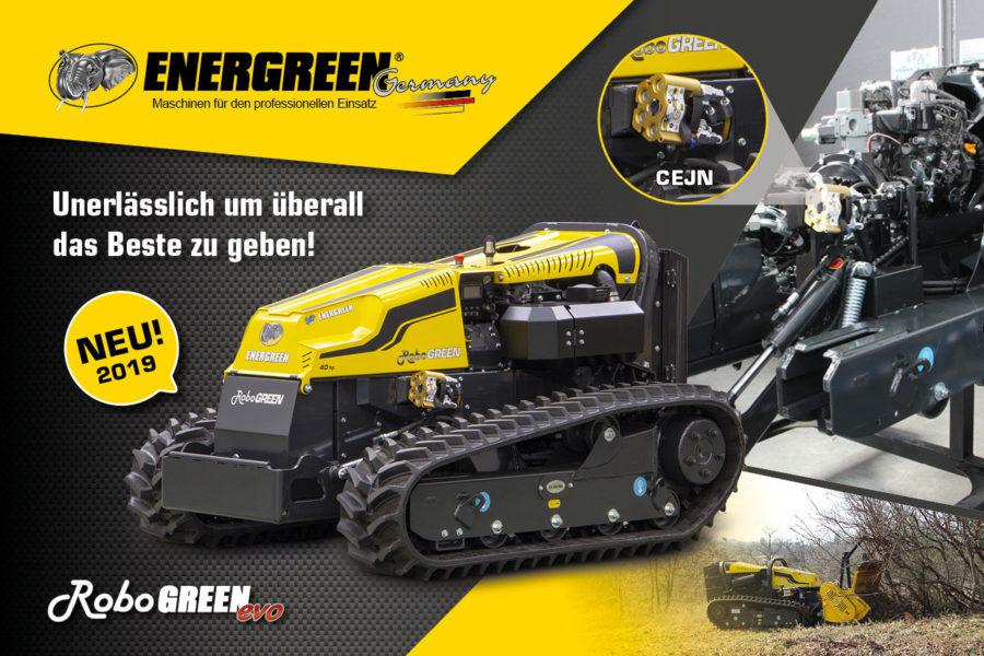 Energreen ist jetzt auch in Deutschland im Direktvertrieb vertreten
