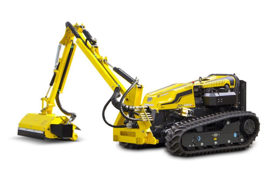 Neues Robo-Modell von Energreen auf der Agritechnica