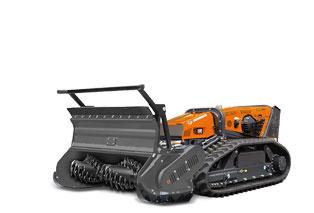 robomax - foresry 150t - forstmulcher - energreen germany - die technik für die profis in der grünpflege