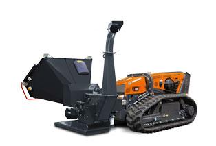 robomax - bio-shredder - bio-schredder - energreen germany - die technik für die profis in der grünpflege
