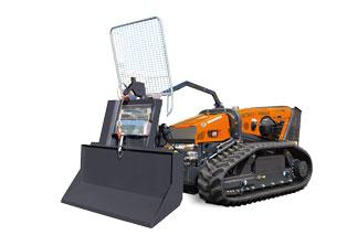 robomax - forestry winch - energreen germany - die technik für die profis in der grünpflege