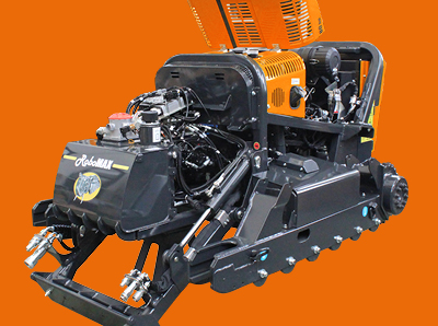 robomax - chassis - energreen germany - die technik für die profis in der grünpflege