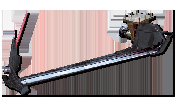cutter bar - maehbalken - energreen germany - die technik für die profis in der grünpflege
