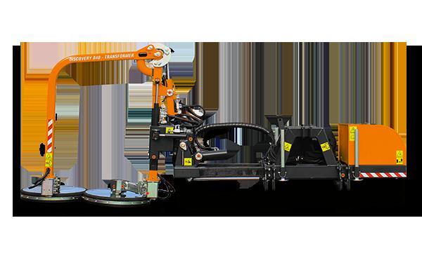 raiber discovery transformer 840 - leitplankenmaeher - energreen germany - die technik für die profis in der grünpflege