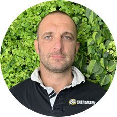 filippo scala - energreen germany - die technik für die profis in der grünpflege