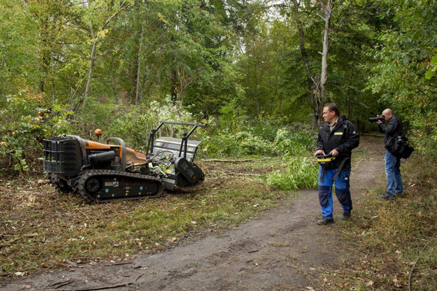 Neues Geschäftsfeld Zivilschutz – Energreen bietet neue Lösungen zur Waldbrandbekämpfung sowie zur Vorbeugung