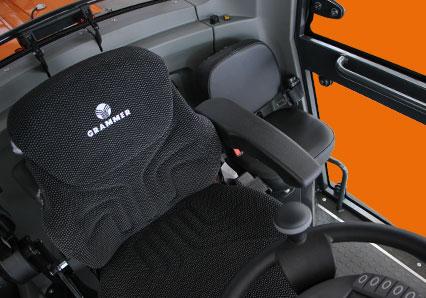 ilf alpha - kabine mit beifahrersitz - energreen germany - die technik fur die profis in der grunpflege