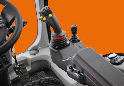 ilf alpha - proportional joystick - energreen germany - die technik fur die profis in der grunpflege