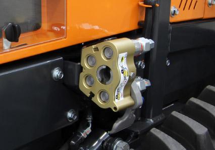 roboevo - schnellkupplungen cejn - funkferngesteuerter raupenketten mulcher - energreen germany - die technik für die profis in der grünpflege