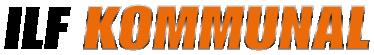 logo - ilf kommunal - energreen germany - die technik für die profis in der grünpflege