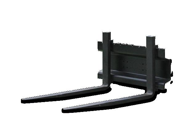 roboevo - anbaugeraete - zinken - forks - energreen germany - die technik fur die profis in der grunpflege