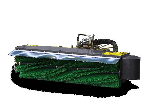 roboevo - anbaugeraete - kehrmaschine - brush - energreen germany - die technik fur die profis in der grunpflege