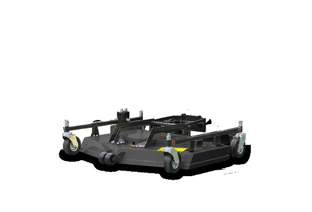robomini - rotary mower - sichelmulcher - energreen germany - die technik für die profis in der grünpflege