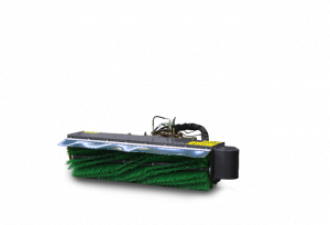 robomini - brush - kehrmaschine - energreen germany - die technik für die profis in der grünpflege
