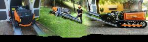 robomini - kompakter - energreen germany - die technik für die profis in der grünpflege