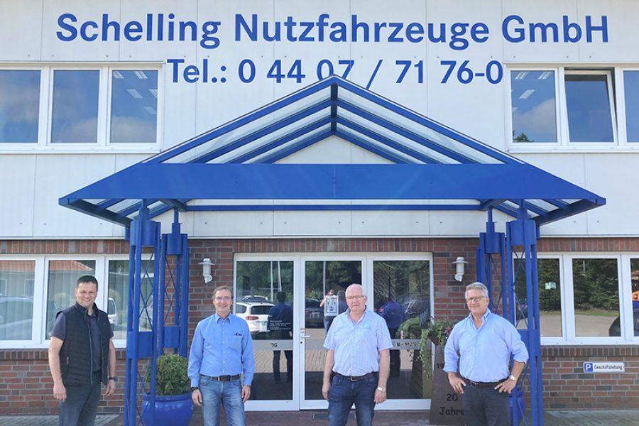 Energreen weiterhin auf Erfolgskurs – Schelling-Gruppe neuer Vertriebspartner für den nordwesten Deutschlands